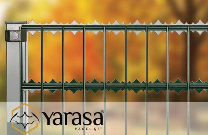 Yarasa Panel Çit - ASÇİT Çit Sistemleri İstanbul