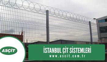 İstanbul çit sistemleri