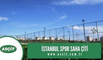 istanbul spor saha çiti