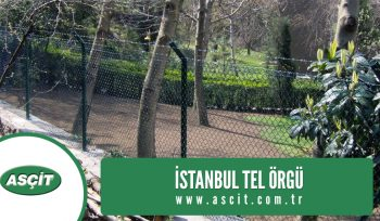 istanbul tel örgü